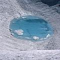 M-05416-lake In Summit Crater On South Sister by Ed  Cooper Photography