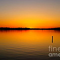 Lake Independence Sunset by Jacqueline Athmann