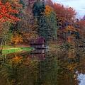 Lake Lodge by Ivan Slosar