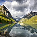 Lake Louise Banff National Park by Teresa Zieba
