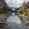 Lake Louise by Cenwyn Jones