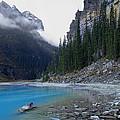 Lake Louise North Shore - Canada Rockies by Daniel Hagerman