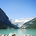 Lake Louise Alberta Canada by Terry DeLuco