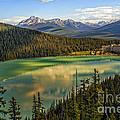 Lake Louise by Viktor Birkus