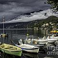 Lake Maggiore Ascona by Timothy Hacker