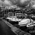 Lake Maggiore Bw 1 by Timothy Hacker