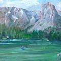 Lake Mamie by Bryan Alexander