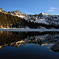 Lake Mary Brighton Utah by Richard Cheski
