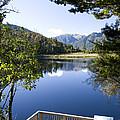 Lake Matheson by Martin Berry