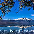 Lake Mcdonald by Jim Lucas