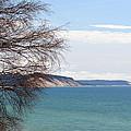 Lake Michigan Bluffs by Linda Kerkau