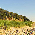 Lake Michigan Dunes 01 by Thomas Woolworth