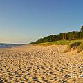 Lake Michigan Dunes 03 by Thomas Woolworth
