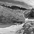 Lake Michigan Ice II by Frederic A Reinecke