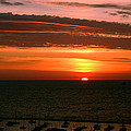 Lake Michigan Sunrise by Brian Amick