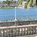 Lake Mirror Promenade by Carol Groenen