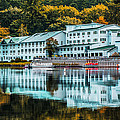 Lake Morey Inn And Resort by Sherman Perry