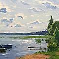 Lake Naroch by Alexander Alexandrovsky
