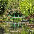 Lake Of Monet by Elvis Vaughn