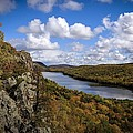 Lake Of The Clouds by RiverNorth Photography