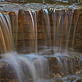 Lake Park Waterfall by Jonah Anderson