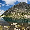 Lake Piccolo - Val Di Sole by Antonio Scarpi