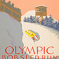 Lake Placid - 1932 Olympics by Charlie Ross