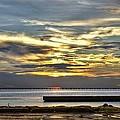 Lake Pontchartrain Sunset 2 by William Morgan