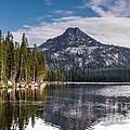 Lake Reflection by Robert Bales