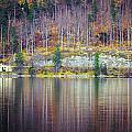 Lake Reflections by Kim Kelley