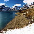 Lake Sherburne by Adam Jewell