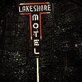 Lake Shore Motel by Thomas Young