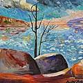 Lake Simcoe Peace by Heather Kertzer