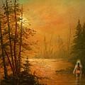 Lake Spirit by Tom Shropshire
