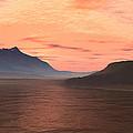 Lake Sunset 1 by Judi Suni Hall