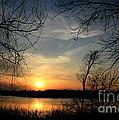 Lake Sunset by Thomas Danilovich