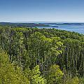 Lake Superior Grand Portage 3 by John Brueske