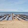 Lake Superior Shipwreck by Kathryn Lund Johnson