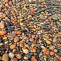 Lake Superior Stones 1 by Kathryn Lund Johnson