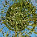 Lake Swirl by Jouko Lehto
