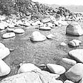 Lake Tahoe Boulders by Frank Wilson