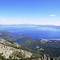Lake Tahoe, California by David Weintraub