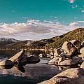 Lake Tahoe by D White