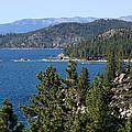 Lake Tahoe Nevada by Aidan Moran
