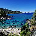 Lake Tahoe Springscape by Scott McGuire