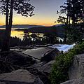 Lake Tahoe Sunrise by Dave Dilli
