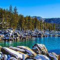 Lake Tahoe Winter by Brandon McClintock