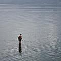 Lake Toba by Philip  Cornish