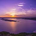 Lake Travis Sunset by David Morefield