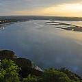 Lake Travis Sunset by Lynn Bauer